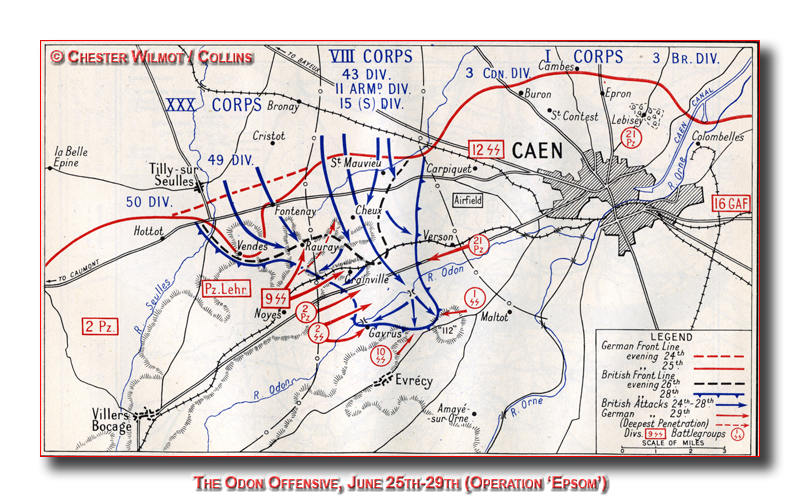 Image result for operation epsom maps